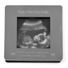 Personalised Engraved Magnetic Photo Frame